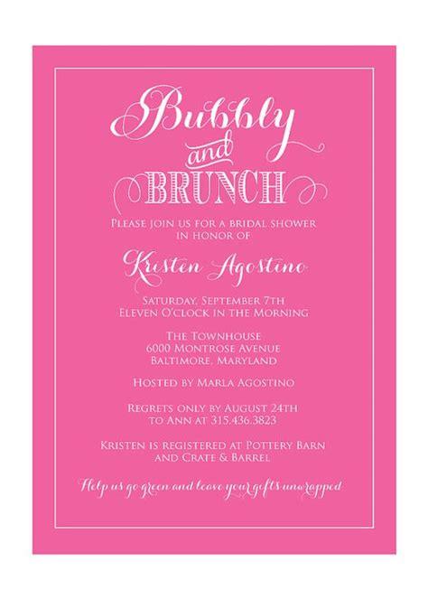 Free Printable Bridal Shower Brunch Invitations | chagne brunch invitation bridal shower invitation