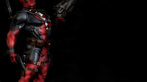 wallpaper 1366x768 hd video game deadpool wallpapers 1366x768 wallpapersafari