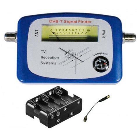 Search Ota Digital To antenna signal meter finder compass buzzer ota hd terrestrial dvb t tv air ebay