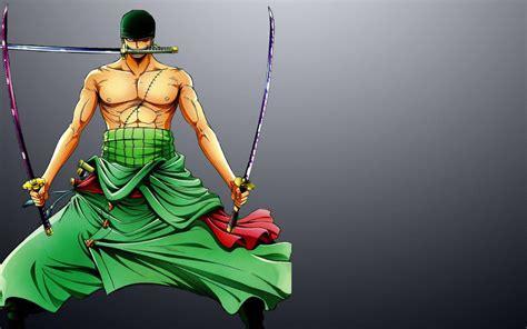 zoro wallpaper iphone hd roronoa zoro with swords one piece hd desktop wallpaper