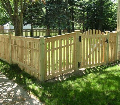 Open Trellis Fencing Open Fence Picket Type Feel Fences