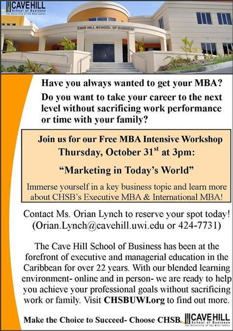 Free Mba In Marketing by The Bajan Reporter Marketing In Today S World Free