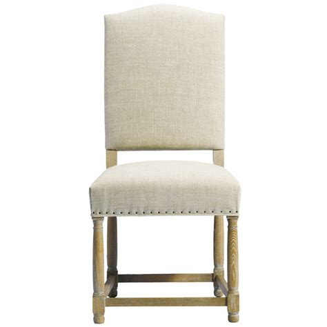 Upholstered White Chair Design Ideas White Upholstered Dining Chair Best Home Design 2018