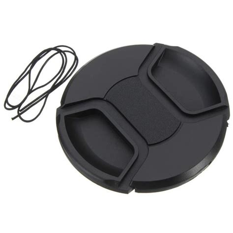 Lens Cap For Nikon 77 Mm 77mm center front lens cap cover snap on with string