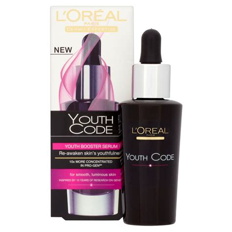 Harga L Oreal Youth Code new l oreal dermo expertise youth code smoothing anti