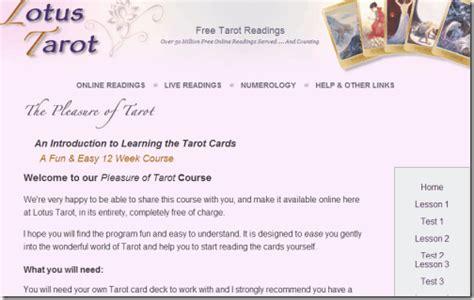 lotus free tarot card astrology numerology aspects free tarot lotus