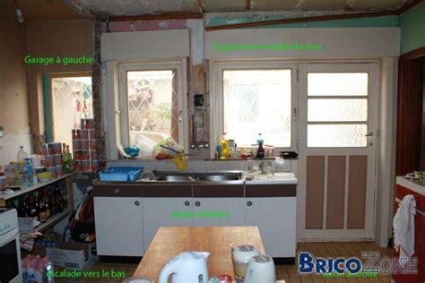s駱aration vitr馥 entre cuisine et salon ouverture cuisine salon lu0027ide de la cuisine ouverte