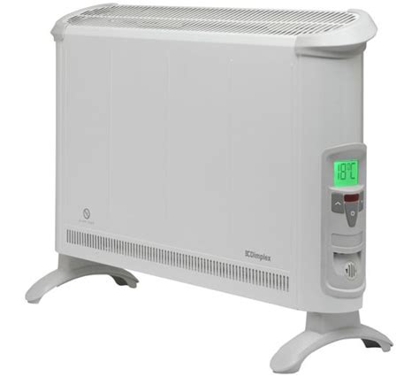 electric heater with timer argos buy dimplex 402e 2kw electric convector heater at argos co