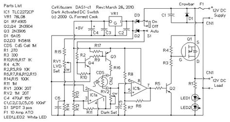 12v 10a battery charger circuit diagram 12 volt 10 activated switch uydudoktoru