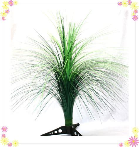 decorative grass plants evergreenglobal artificial decorative grass lemongrass