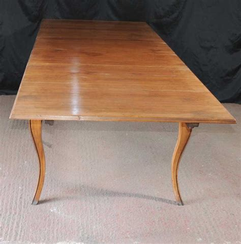 Cherry Wood Kitchen Tables Extending Kitchen Farmhouse Dining Table Cherry Wood