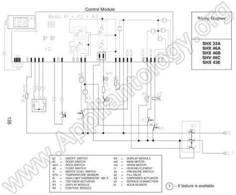 bosch dishwasher wiring diagram dishwasher repair