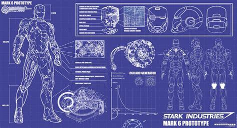 make blueprints iron man design project hugh fox iii