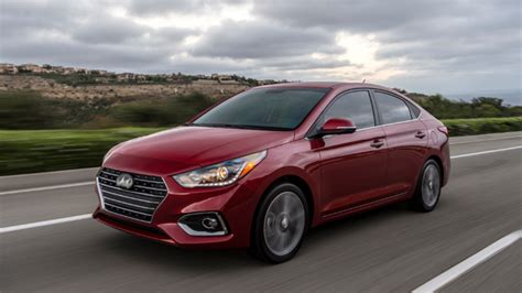 2020 hyundai accent 2020 hyundai accent preview pricing release date