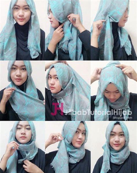tutorial hijab segiempat hang out tutorial hijab pashmina untuk ke kus jilbab tutorial