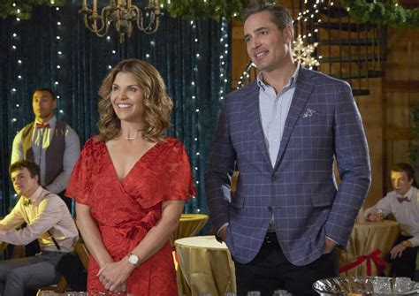 lori loughlin daughter homegrown christmas homegrown christmas hallmark channel premiere see cast