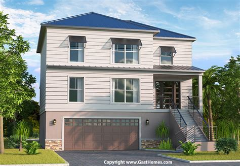 breeze house plans breeze harbor florida house plan gast homes