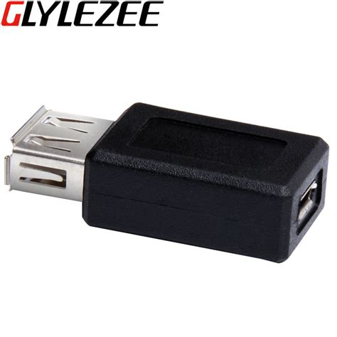 Sale Converter Usb To sale usb a to micro usb b adapter connector converter for cellphones and