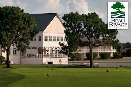 Beau Rivage Gift Card - beau rivage golf resort north carolina golf coupons groupgolfer com