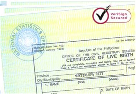 National Statistics Office Birth Certificate Records The Informer Nso Birth Certificate