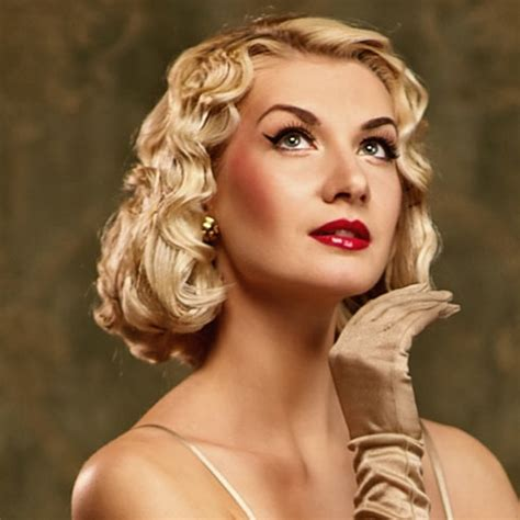 Vintage Hairstyles by Fashion Trends For And Stylish Vintage