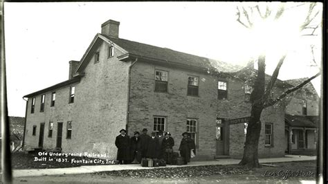 levi coffin house feature story black history in indiana a different perspective photo gallery