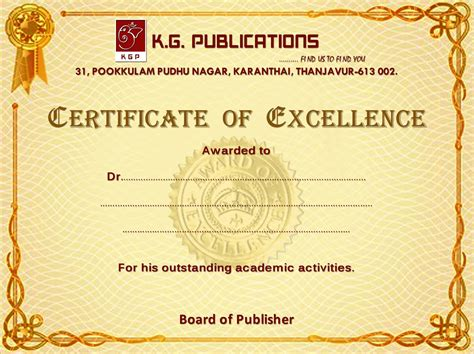 Certificate Design With Photo | amudhan art design certificate designs