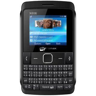 mobile qwerty keypad micromax x606 mobile phone qwerty keypad mp3