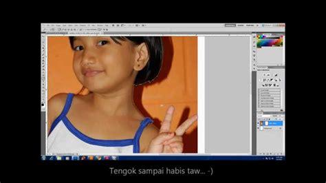 tutorial dasar photoshop youtube tutorial 1 potong gambar menggunakan photoshop cs5 youtube