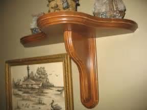Decorative Wood Shelf by Wooden Decorative Wall Shelf Modern Wall Shelves I