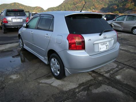 how things work cars 2002 toyota corolla transmission control 2002 toyota corolla runx for sale 1500cc gasoline ff automatic for sale
