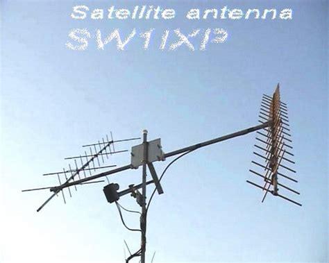 sw1ixp s satellite antenna