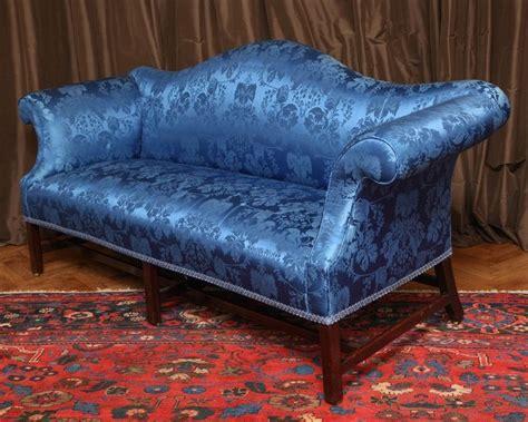 19th century sofa styles 19th century chippendale style camelback mahogany sofa 5