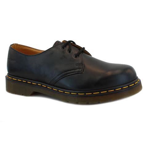 dr martens shoes dr martens 1461 11838002 unisex laced leather shoes black