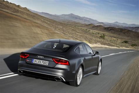 Audi Sportwagen by Audi Rs 7 Sportback Sportwagen Und Reiselimousine