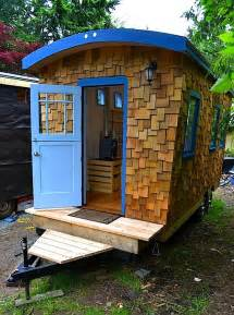 Tiny Home On Trailer by Gallery For Gt Tiny Houses Trailer