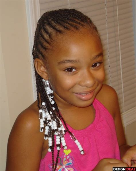 black hair braiding for teens ebony little girl