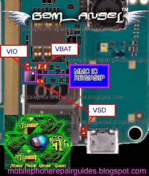 Ic Memori Hp genius flasher cara memperbaiki nokia e63 tidak bisa baca memori