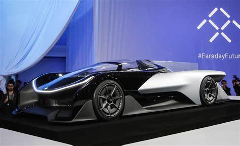 faraday future ffzero1 ev supercar concept photos and info