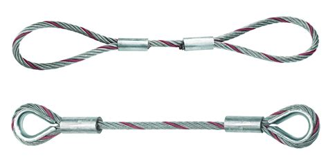 wire rope cling methods teci wire rope slings