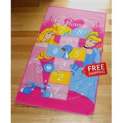 pink butterfly hopscotch rug activity rug