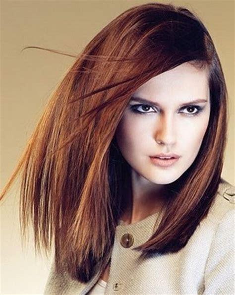 Neue Frisuren Für Lange Haare by Frisuren Lange Dicke Haare