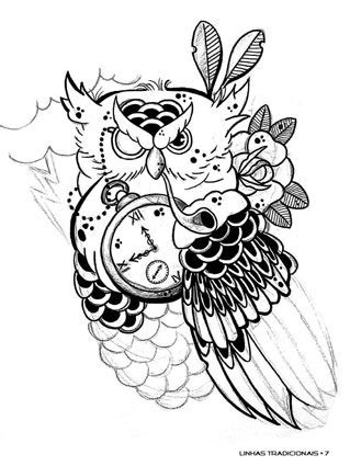 Sketchbook Junior Old - Tatuagem, Tattoo, Desenho - R$ 55