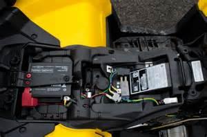 billavista can am accessory fuse box atv tech article by billavista