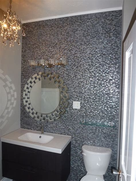 Bathroom Mosaic Ideas by Mosaic Bathroom Wall Designs Www Pixshark Images