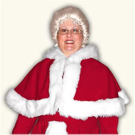 mrs claus mrs claus cape santa co llc