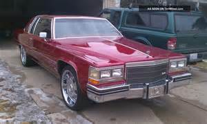 1984 Cadillac For Sale 1984 Cadillac Coupe