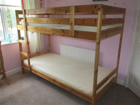 Bunk Beds Dublin Pine Bunk Bed For Sale For Sale In Balbriggan Dublin From Balbriggan52