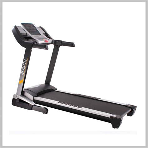 Alat Treadmil alat fitness treadmill elektrik berlari motor 3hp