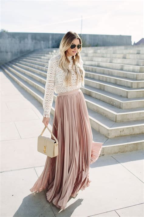 how to wear lace tops the prettiest styles 100
